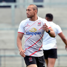Christian Lealiifano is a doubt for Ulster's home game against Leinster.