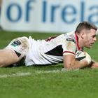 Darren Cave is back into the Ulster line-up.