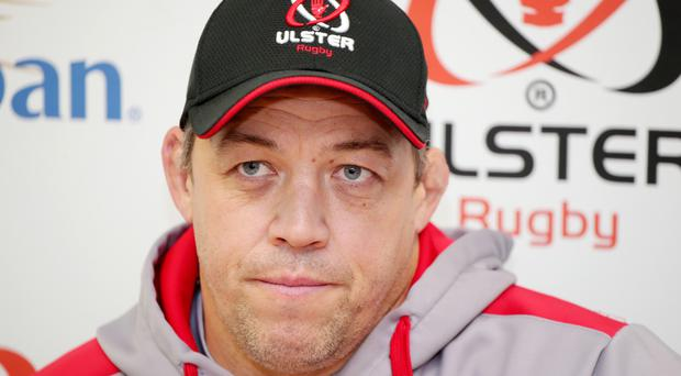 Damning verdict: Jono Gibbes hit out after latest defeat in Cardiff