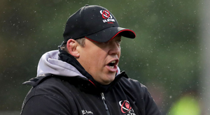 Uncertain future: Jono Gibbes' next job remains unclear