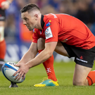 Battle: Ulster's John Cooney is relishing facing his former team