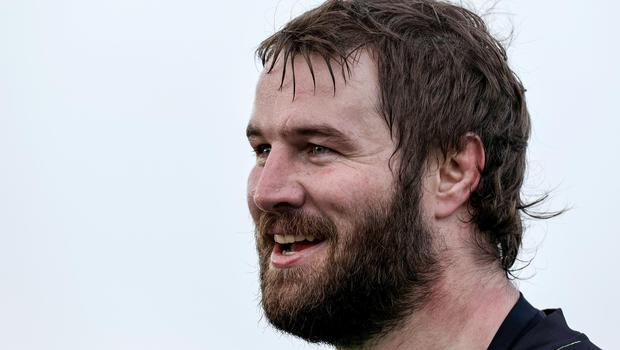 Paddy McAllister's smile was hiding difficult off-field circumstances Pic: INPHO/Laszlo Geczo