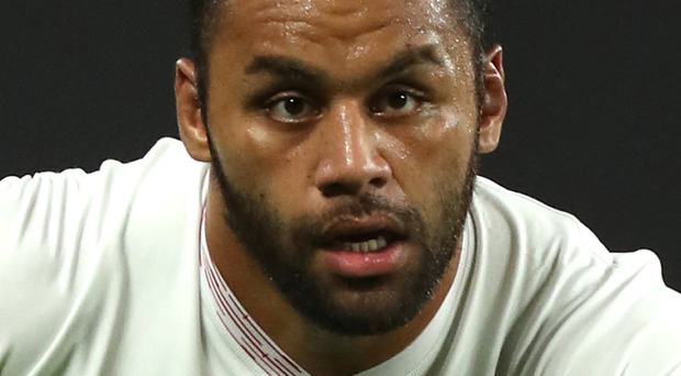 Key man: Billy Vunipola is vital to England's World Cup hopes