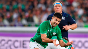 Pulling strings: Conor Murray was at centre of everything Ireland did