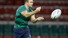 On guard: Dave Kearney knows Argentina are a tough prospect
