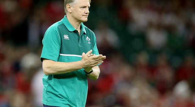 Guessing game: Joe Schmidt has not made World Cup call