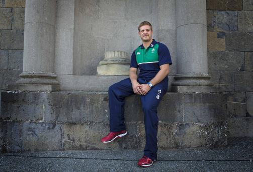 Looking ahead: Chris Henry says he's 100% fit for battle