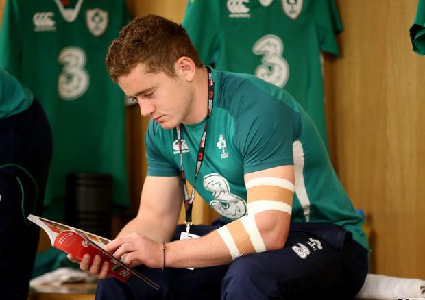 Last chance saloon: Paddy Jackson has a lot to prove before Joe Schmidt names his World Cup squad