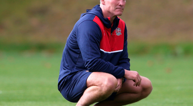 Key game: Stuart Lancaster's England will exit if they flop