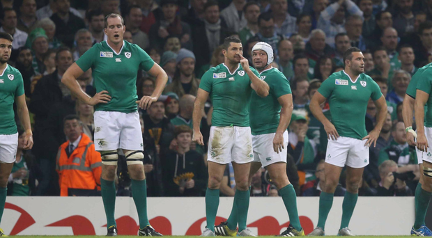 Hard luck story: Ireland players reflect on the devastating defeat to Argentina
