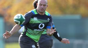 Ulster captain Rory Best is one of four players in the Ireland squad.