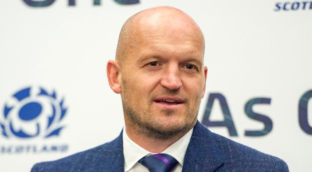 Safety first: Gregor Townsend has left key men out