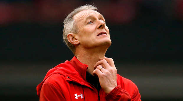 Gambling query: Rob Howley is under investigation