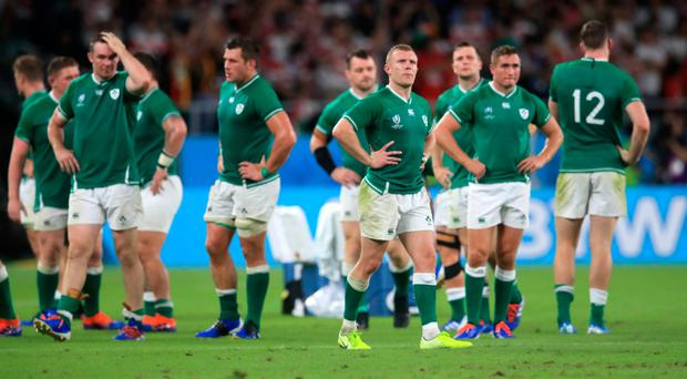 Shizuoka shocker: Ireland's players reflect on their defeat by Japan at the weekend