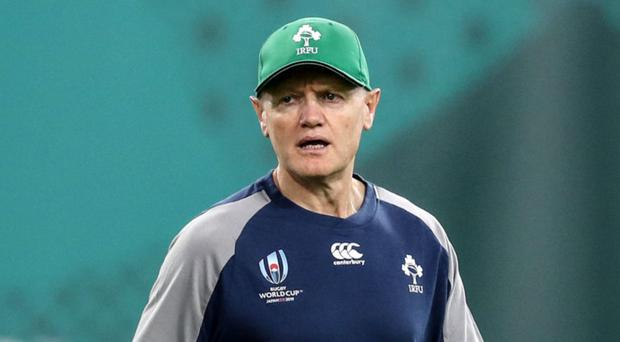 Drop off: Joe Schmidt has seen Ireland lose form at the worst possible time