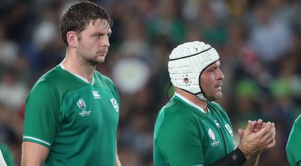 Interesting comments: Iain Henderson and Rory Best
