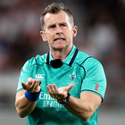 Calling shots: Nigel Owens will take charge of the big clash