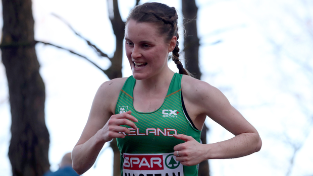 Ciara Mageean has qualified for the Olympics in Tokyo