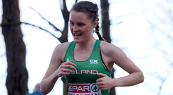 Long distance: Ciara Mageean will race in Lisbon next month despite targeting the 1500 metres at the Tokyo Olympics