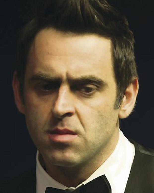 Ronnie O'Sullivan had a rant about the new format for the UK Championships