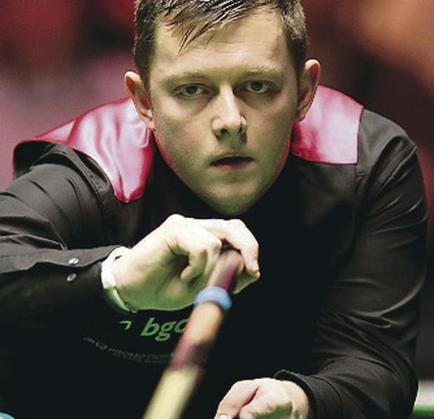 Mark Allen easily beat Jak Jones in York last night