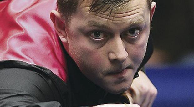Mark Allen will face Judd Trump in last 16