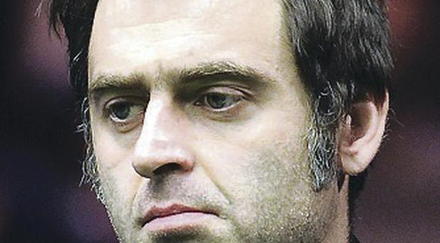 Playing on: Ronnie O'Sullivan will be at the Masters