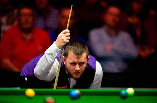 Mark Allen is hoping to get his form back on track