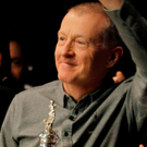 Wave of emotion: Steve Davis salutes Crucible yesterday
