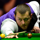 On target: Mark Allen triumphed again last night