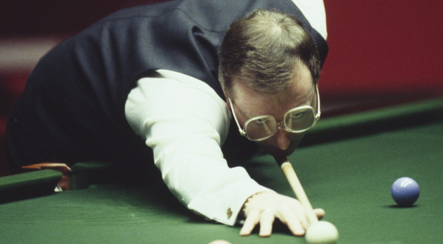 Legendary final: Dennis Taylor in '85