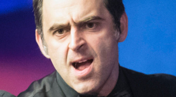 Verbal volley: Ronnie O'Sullivan has hit out at governing body