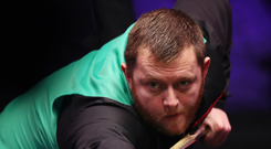 On cue: Mark Allen has the Champion of Champions crown in his sights