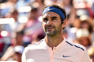 Injury scare: Roger Federer lost power in his serve