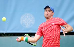 Ulster's Peter Bothwell claimed the fifth doubles title of his pro career as he came up trumps yesterday in Portugal