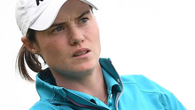 Strong finish: Leona Maguire