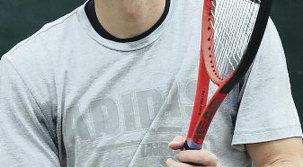 Family: Andy Murray's parents separated when he was a child