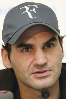 Must do better: Roger Federer had a poor 2013 campaign