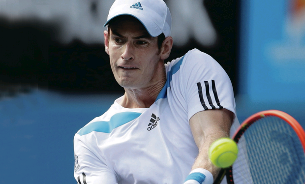 Andy Murray is just two tournaments into his comeback from back surgery