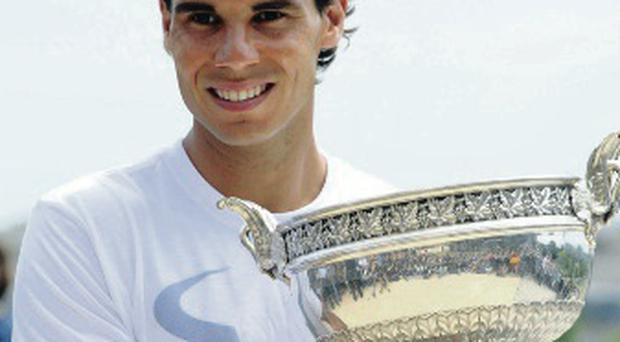 Humble: Rafael Nadal's French Open record can be matched