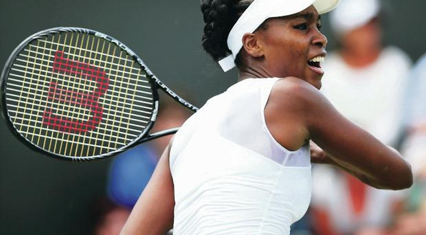 Venus Williams takes inspiration from sister Serena