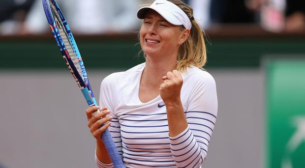 Maria Sharapova has reached three consecutive finals at Roland Garros