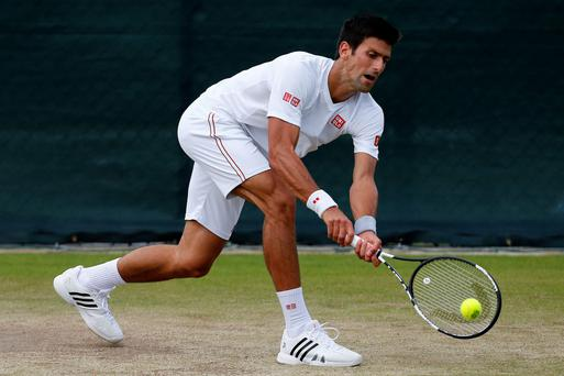 Not at fault: Novak Djokovic says he isn't getting instructions