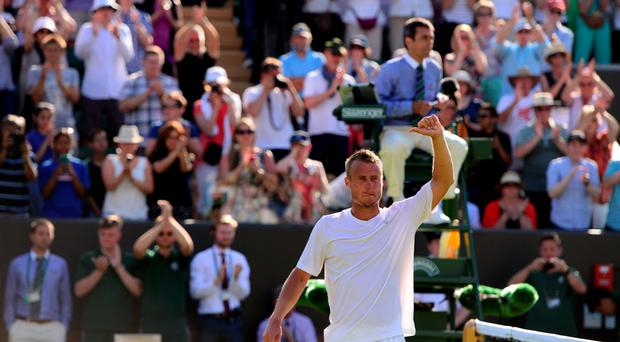 Thanks for the memories: Lleyton Hewitt