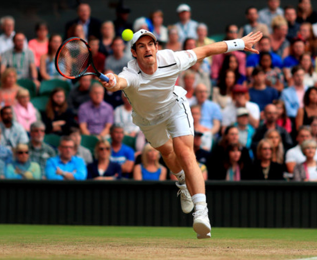 Federer Runs Out of Wimbledon Magic in Semifinals