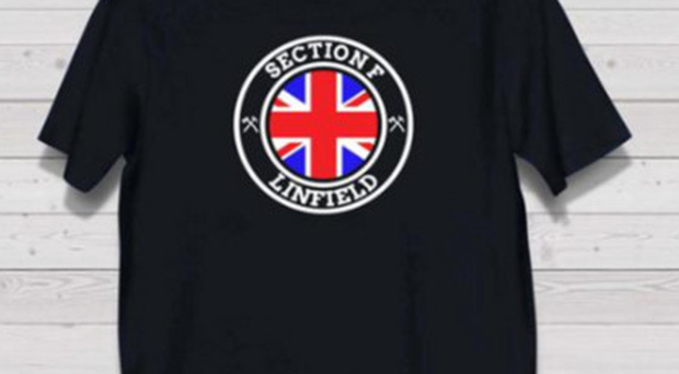 Linfield hooligan shirts