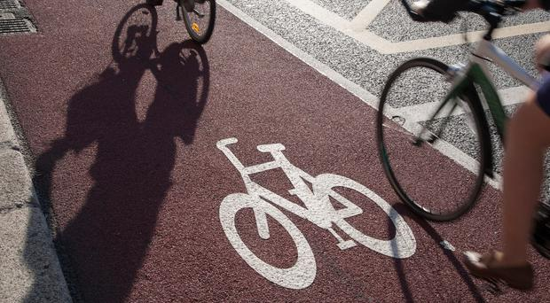 Court heard that McKee took issue with bike riders 'cycling so close to him'.