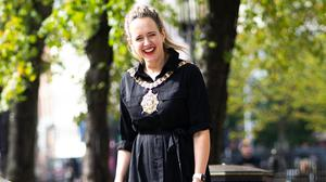 CLIMATE BATTLE: Lord Mayor Kate Nicholl wants us to pick up litter and recycle more