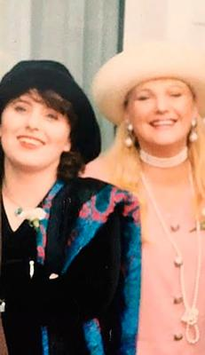 Noelle lost her sister Roisin in 1999 at the age of 35 and then in 2016 the family was rocked again by the loss of Anita Rooney at the age of 51.