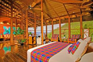 Caribbean      St. Lucia      Anse Chastanet DeLuxe Room (15b)